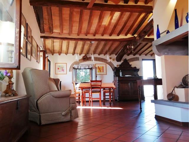 SeaNCity- Casa con vista in borgo storico lucchese