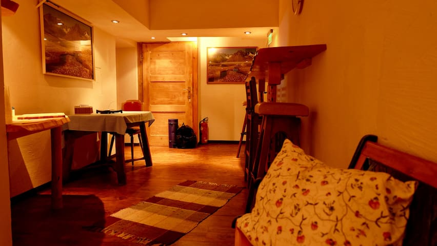 Hostel in Zero Sterne Hotel