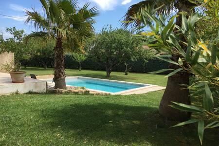 Agréable villa proche lourmarin - Villa
