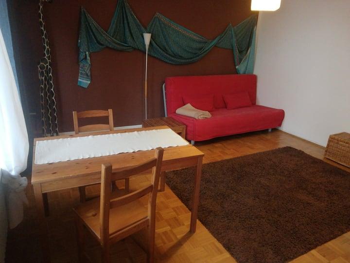 Gemütliche Wohnung in Rosenheim