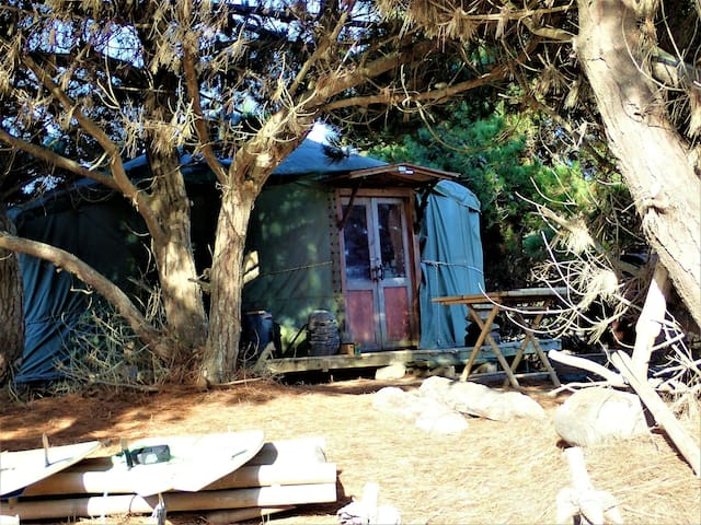 Yurta autosustentable