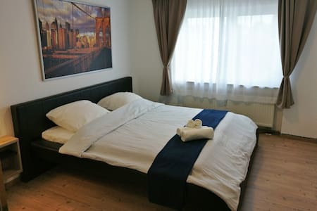 +++TOP Lage+++ #FireTV #King-Size-Bett#Room