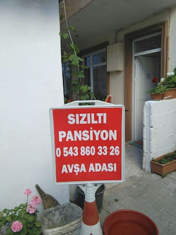SIZILTI PANSİYON AVŞA ADASI