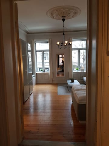 Large room - Beautifull Area - Close To The Castle - Oslo - Apartment
