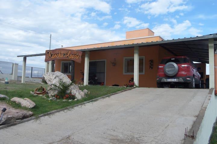 """Casa de campo """"Rancho Aparte"""""""