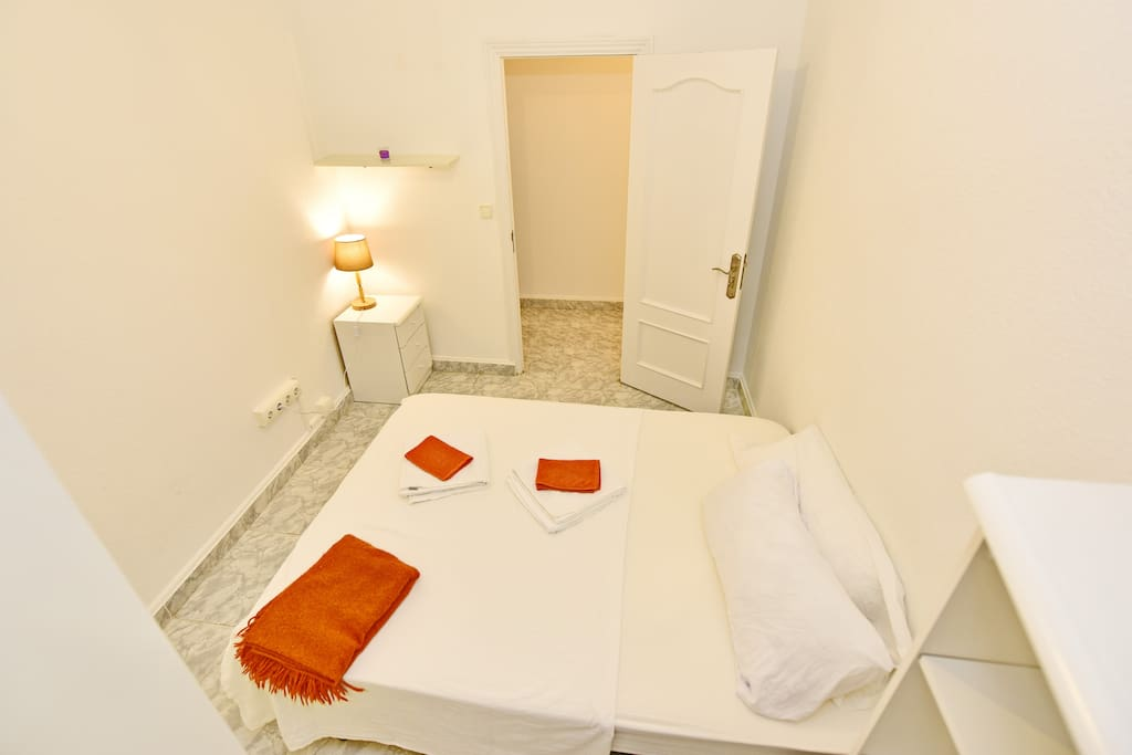 Your nice room in the very center of Ibiza