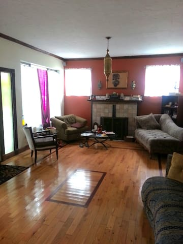 Living room (view 1)