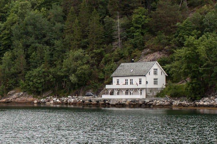 Feriehus i Vaksvika - Ørskog kommune - Huis