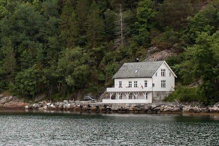 Feriehus i Vaksvika - Ørskog kommune - Haus