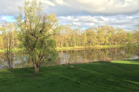 Lovely Cottage by the River! - New Paltz