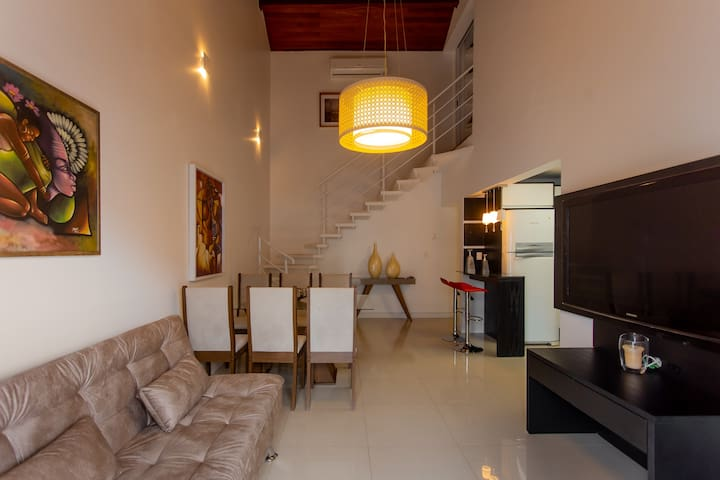Lindo Apartamento Cobertura Jurerê Internacional