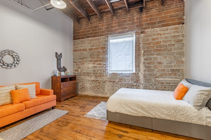 Loft Life Done Right! In the heart of downtown