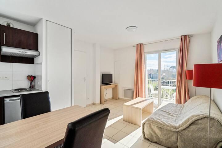 Appartement 2 Pièces 4 Personnes Supérieur - Budget 202428