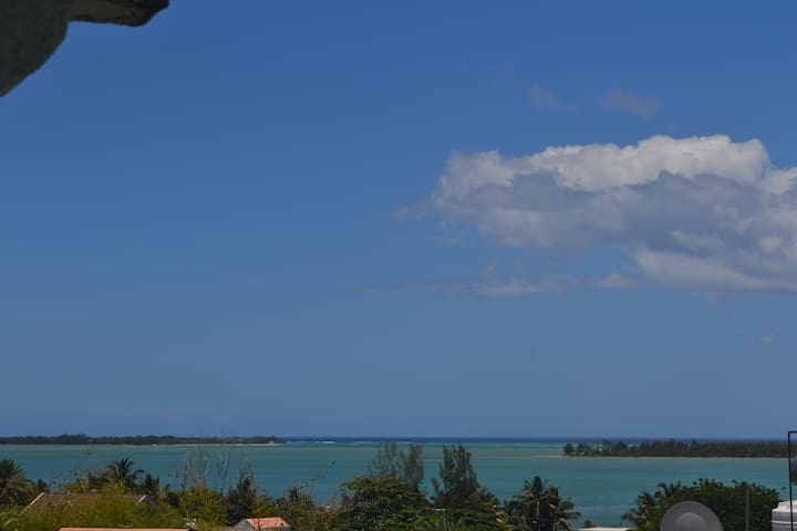 View from 21LG homerentals.mu