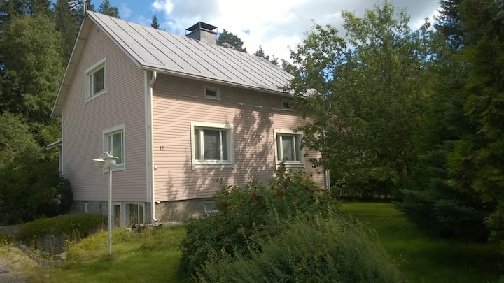 150 m2 homely house just 3 km from City Center