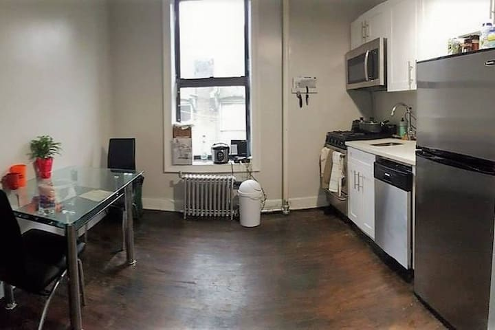 Double room next to Central Park