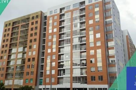 Comfortable Habitación. - Bogotá - Byt