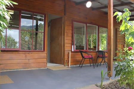 Bluegum Cottage in Healesville.