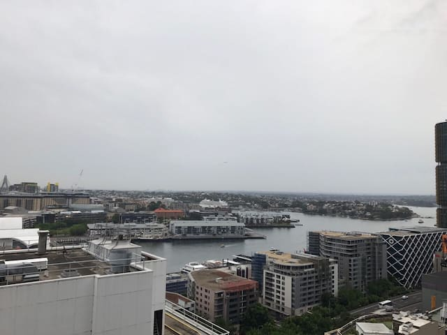 Sydney Centre Harbour View 3 Bedroom Apartment - Sydney - Byt