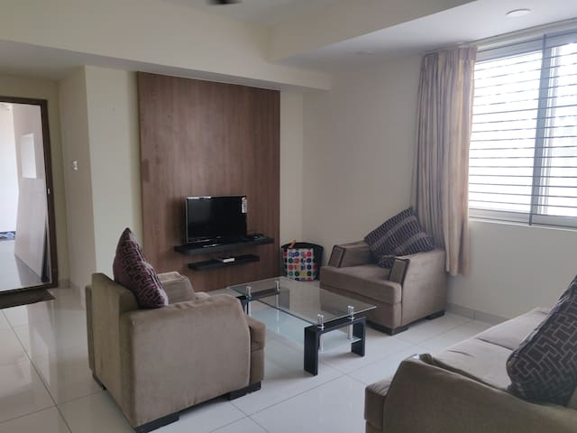 2BHK Cosy Apartment in Mysore City