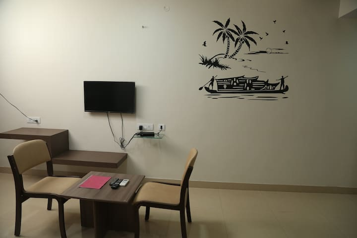 Comfortable  and pleasant stay near RK Beach - Visakhapatnam - Appartement