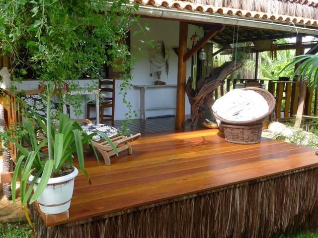 Casa deliciosa e agradável em  Boipeba - Cairu - Ev