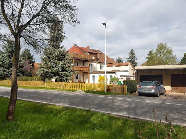 2 Raum Gartenwohnung am Spreewaldradweg - Cottbus - Pis