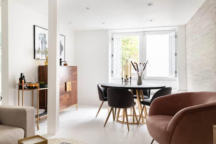 The Primrose Hill Escape - Modern 2BDR Mews Home