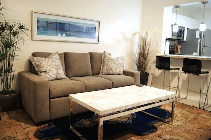 Newly Renovated Miami apartment.  Near UM upscale.