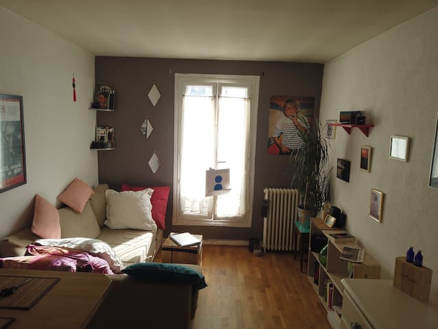 Studio des Batignolles ! Great location !