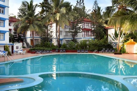 Apartment for 4 in Benaulim,  Goa - Navelim