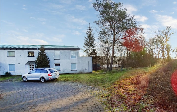 Beautiful apartment in Ankershagen OT Bornhof with WiFi and 1 Bedrooms