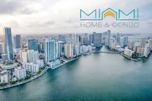 Miami bay and beach area!... LOCATION, LOCATION, LOCATION!!!