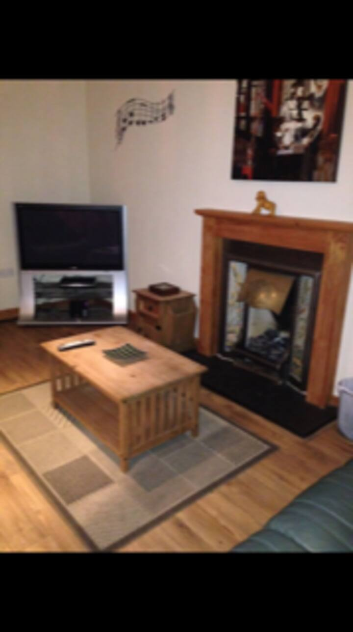 3 bedroom central house on NC500 route, Wick