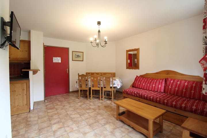 BONB39M - Spacious apartment near the slopes