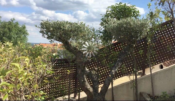 Casa Vacacional con Vistas en S.L de El Escorial