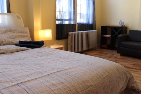 BIG Brooklyn bedroom near subway/Prospect Park - Brooklyn - Wohnung