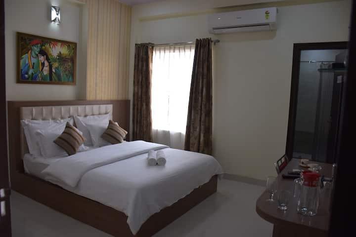 Luxury Private Room in a Quite Area of Jaipur