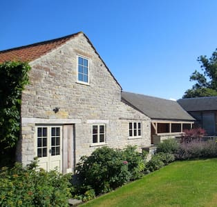 Pretty & romantic cottage for two, nr Glastonbury - Butleigh - Rumah