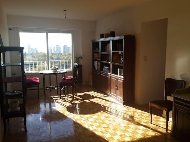 Hermoso departamento con vista panoramica al río