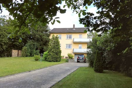 Wonderful Apartment with Garden - Kitzingen