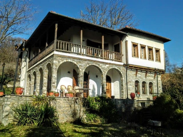 Traditional villa in Grevena