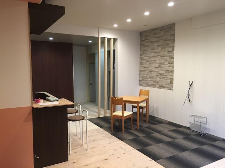 Oniya Guest House Noboribetsu Station 個室