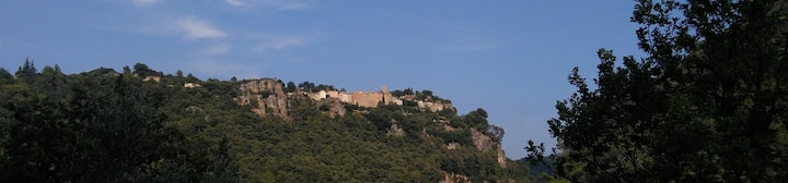 Châteaudouble, appartement au cœur du village