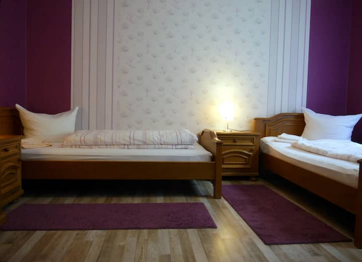 Doppelzimmer-Standard im Gästehaus Zimmer Frei