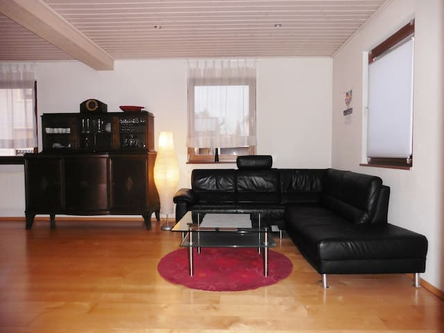 apartment  for 1 or 2 persons. - Rheinstetten - Apartamento