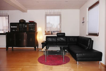 apartment  for 1 or 2 persons. - Rheinstetten - 公寓
