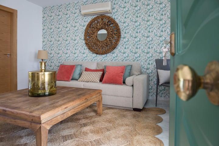 Excelentes apartamentos y magnífico trato personal