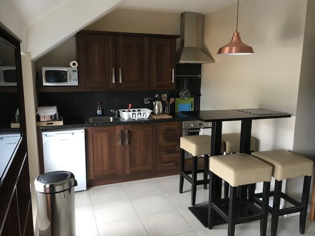 The Belfast House - Cookstown - Apartament