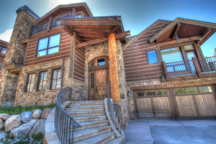900 Mont Blanc, Exclusive Private Luxury Home. - Copper Mountain - House